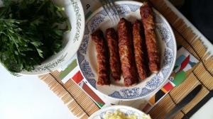 Slovene meat čevapčiči