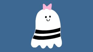 A nice ghost